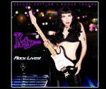 "KATYA'S DEBUT CD ""ROCK LIVES!""- DELUXE EDITION"