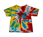 RAINBOW WHITE SWIRL Child - T-Shirt