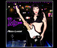 "KATYA'S DEBUT CD ""ROCK LIVES!""- DELUXE EDITION - Click Image to Close"